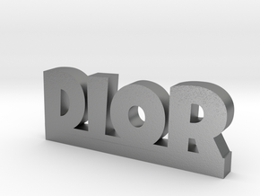 DIOR Lucky in Natural Silver