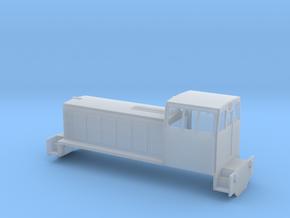 TU7 diesel locomotive in Frosted Ultra Detail: 1:87 - HO