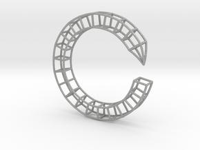 Pen Bracelet Medium Size in Aluminum: Medium
