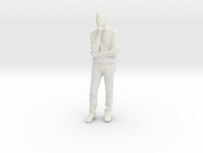 Printle C Homme 052 - 1/43 - wob in White Strong & Flexible