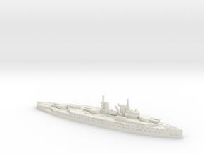 Normandie 1/1250 in White Natural Versatile Plastic