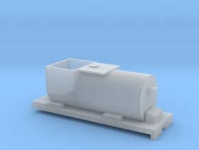 176 Nzr Ab Class Tender in Smooth Fine Detail Plastic