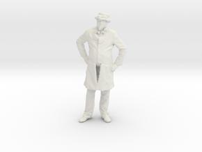 Printle C Homme 021 - 1/56 - wob in White Natural Versatile Plastic
