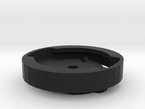 Polar to Garmin adapter - v.2 in Black Strong & Flexible