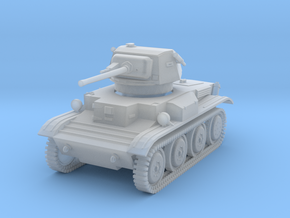 PV170B Tetrarch Light Tank (1/100) in Smooth Fine Detail Plastic