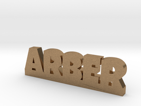 ARBER Lucky in Natural Brass