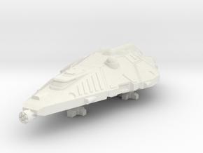 Terran Fighter in White Natural Versatile Plastic