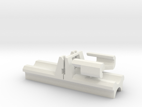 The HopMitre - R-hop Length Cutting Jig in White Natural Versatile Plastic