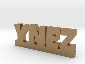 YNEZ Lucky in Natural Brass