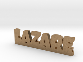 LAZARE Lucky in Natural Brass