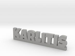 KARLITIS Lucky in Aluminum