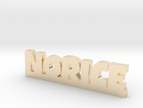 NORICE Lucky in 14k Gold Plated Brass