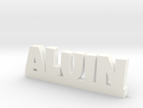 ALUIN Lucky in White Processed Versatile Plastic