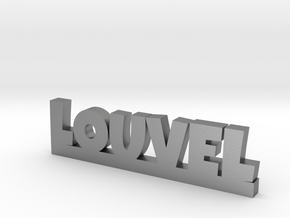 LOUVEL Lucky in Natural Silver
