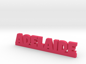 ADELAIDE Lucky in Pink Processed Versatile Plastic