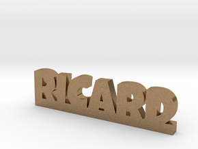RICARD Lucky in Natural Brass