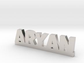 ARYAN Lucky in Rhodium Plated Brass