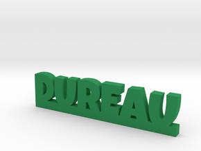 DUREAU Lucky in Green Processed Versatile Plastic