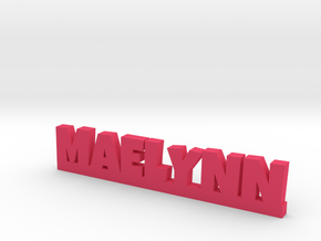 MAELYNN Lucky in Pink Processed Versatile Plastic