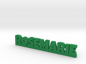 ROSEMARIE Lucky in Green Processed Versatile Plastic