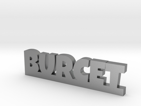 BURCET Lucky in Natural Silver