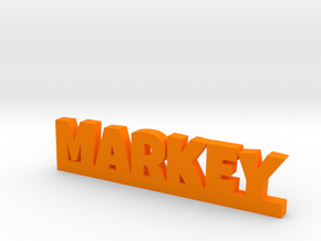 MARKEY Lucky in Orange Strong & Flexible Polished