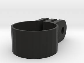 GoPro Scope Mount (1 Inch Diameter) in Black Natural Versatile Plastic