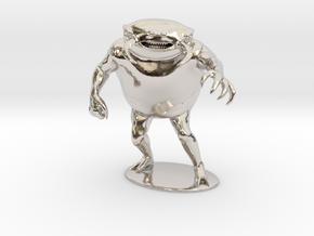 Umber Hulk Miniature in Platinum: 1:60.96