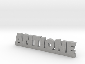 ANTIONE Lucky in Aluminum