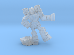 PartyDude Tip-Top Mini, 35mm  in Smooth Fine Detail Plastic