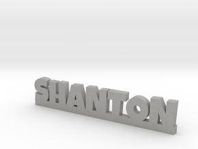 SHANTON Lucky in Aluminum
