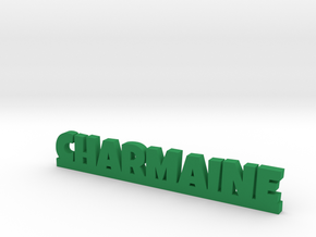 CHARMAINE Lucky in Green Processed Versatile Plastic