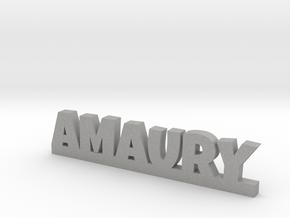 AMAURY Lucky in Aluminum