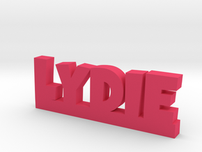 LYDIE Lucky in Pink Processed Versatile Plastic