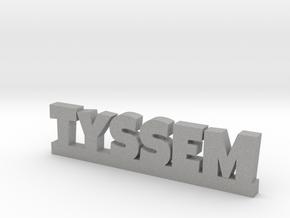 TYSSEM Lucky in Aluminum