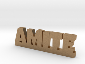 AMITE Lucky in Natural Brass