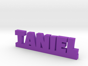 TANIEL Lucky in Purple Strong & Flexible Polished