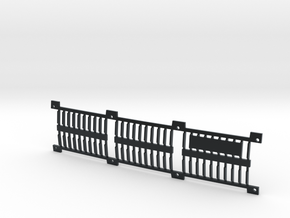 RCN002 Grill radiator for Pro-Line Toyota SR5  in Black Hi-Def Acrylate