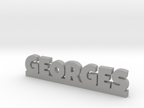 GEORGES Lucky in Aluminum
