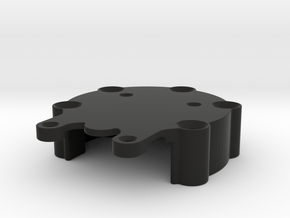 DSD Circuit Mount 50mm Bolt pattern in Black Strong & Flexible
