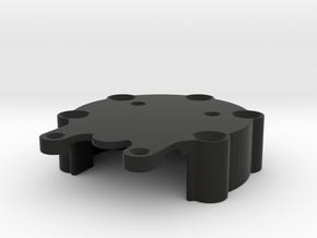 DSD Circuit Mount 50mm Bolt pattern in Black Strong & Flexible