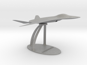 X-90A Desk Display Assembled in Aluminum