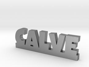 CALVE Lucky in Natural Silver