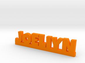 JOELIYN Lucky in Orange Processed Versatile Plastic