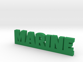 MARINE Lucky in Green Processed Versatile Plastic