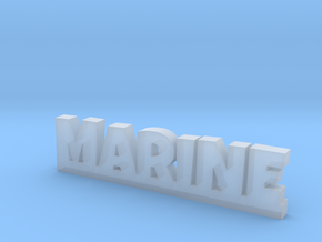MARINE Lucky in Smooth Fine Detail Plastic