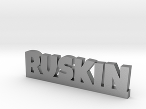 RUSKIN Lucky in Natural Silver