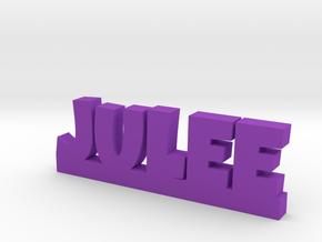 JULEE Lucky in Purple Processed Versatile Plastic