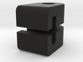 Schumacher CAT2000 - Sway Bar Support in Black Natural Versatile Plastic