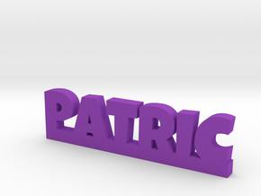 PATRIC Lucky in Purple Processed Versatile Plastic